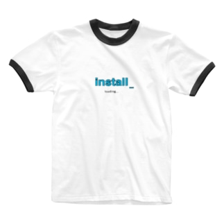 install Ringer T-shirts