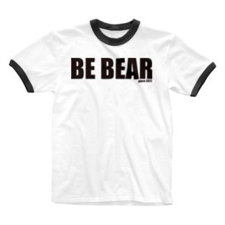 BE BEAR Ringer T-shirts