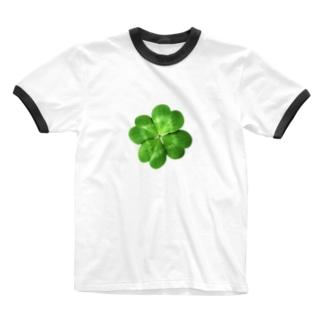 ポップ★クローバー Ringer T-Shirt