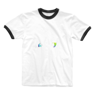 高評価&低評価 Ringer T-shirts