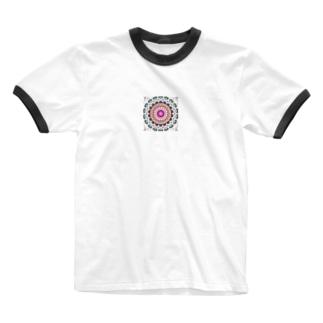 pp_lvlvの異常 Ringer T-shirts