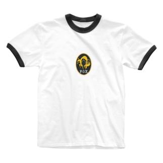 fox Ringer T-shirts