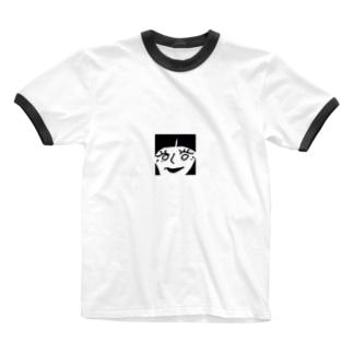 ドアップ Ringer T-shirts