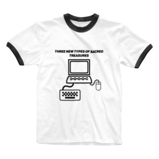 新三種の神器.pptx design Ringer T-shirts