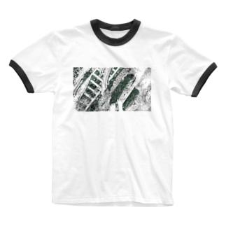 私、冒険中。リンガーTシャツ Ringer T-shirts