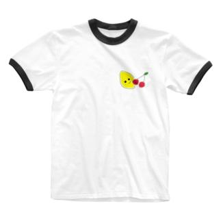 sweet & sour Ringer T-shirts