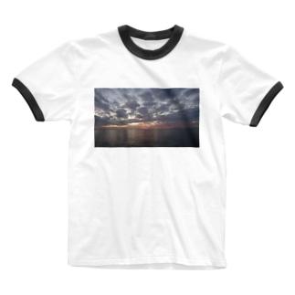 宵 Ringer T-shirts