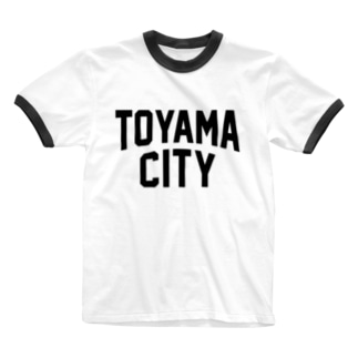 toyama city 富山ファッション アイテム Ringer T-shirts