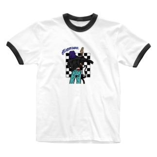 FREDDYグッズ Ringer T-shirts