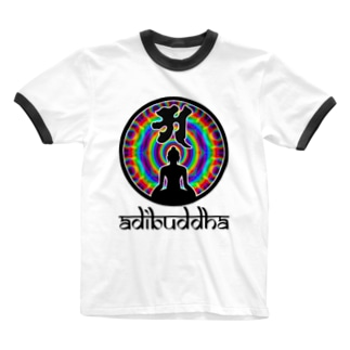 adibuddha 2 Ringer T-shirts