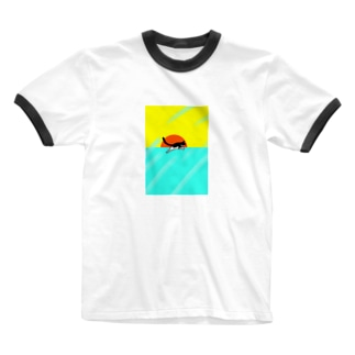 GO SUMMER! Ringer T-shirts