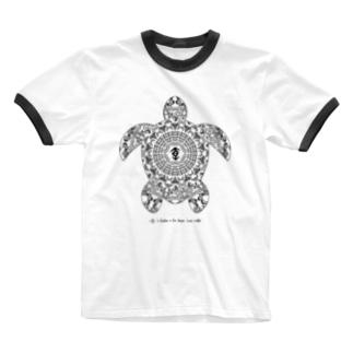 Honu Ringer T-shirts