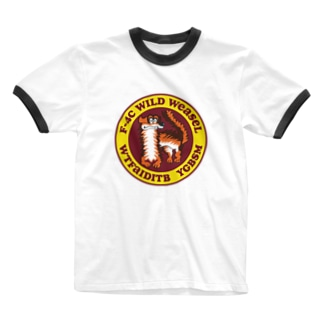 WILD WEASEL Ringer T-shirts