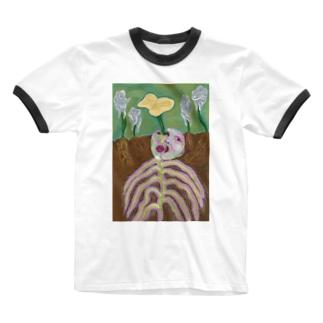大丈夫丈夫(だいじょうぶ たけお)の親知らず2020 Ringer T-shirts