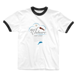 OffShore Ringer T-shirts