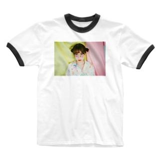 annatmmt summer 02 Ringer T-shirts