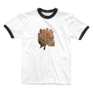 虚漏拿渦や浄化し 賜ふ蓮の華 ともぞうこころの俳句          Ringer T-shirts