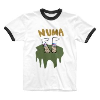 NUMA Ringer T-shirts