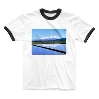 YAMA Ringer T-shirts