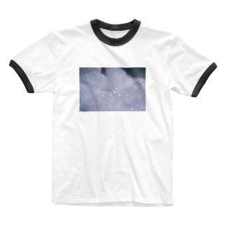 アワブロ。 Ringer T-shirts