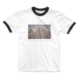 旅シリーズ 凛 Ringer T-shirts