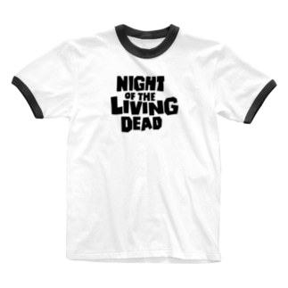 Night of the Living Dead_その3 Ringer T-shirts