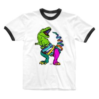 SUMMER ZAURI Ringer T-shirts