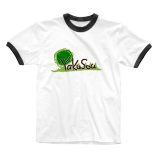 今日の元気に❗ Ringer T-shirts