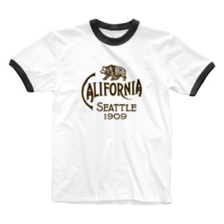 Alaska Yukon Pacific Exposition_BRW Ringer T-shirts