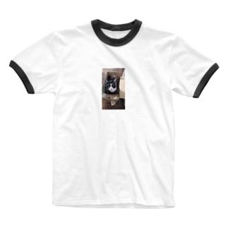 PINOちゃまぴえんグッズ Ringer T-shirts