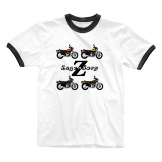 伝説のZ Ringer T-Shirt