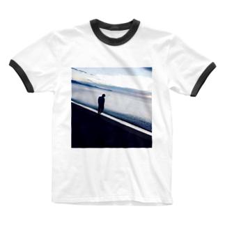 オリジナルこうくんTシャツ Ringer T-shirts