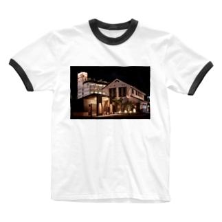 愛媛県松山市 Ringer T-shirts