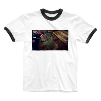 moheat Ringer T-shirts