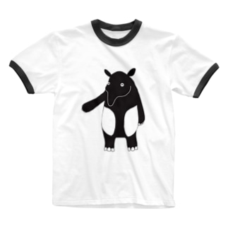 マレーバクのDin Ringer T-shirts