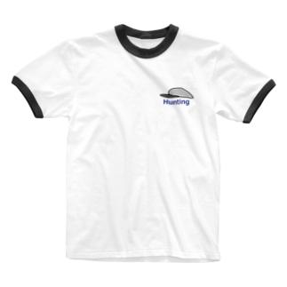 ハンチング帽 Hunting  Ringer T-shirts