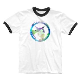 ordinary cats5(冬) Ringer T-shirts