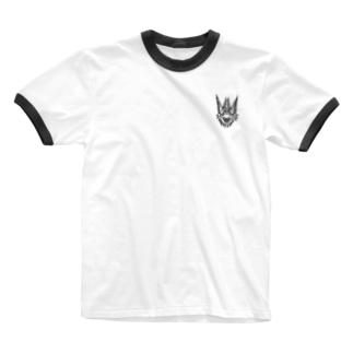 蝙蝠 Ringer T-shirts