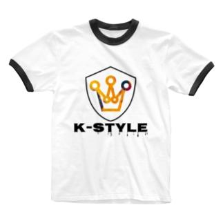 K-STYLE Ringer T-shirts