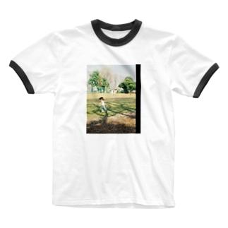 春 Ringer T-shirts