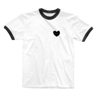 俺 Ringer T-shirts
