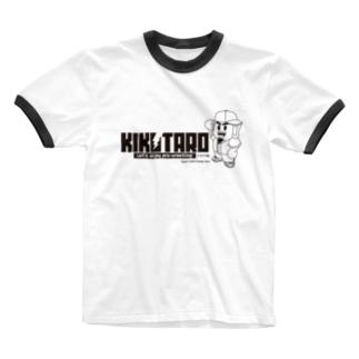 菊タロー X Sugueel Chadole コラボ Ringer T-shirts