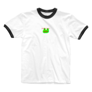 かえええる Ringer T-shirts