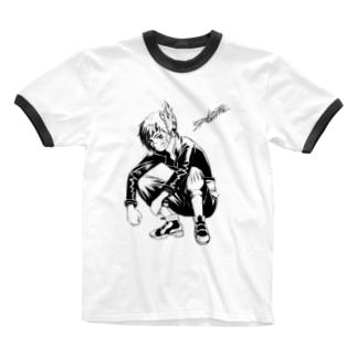 2020_Style Ringer T-shirts