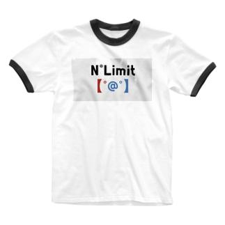 NOリミット!4 Ringer T-shirts