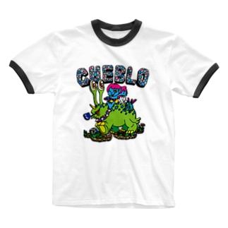 CHEBLOのCHEBLO'S Ringer T-shirts