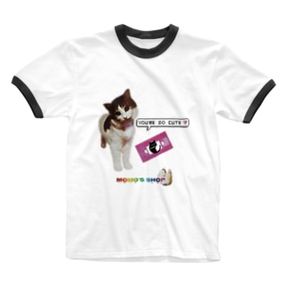 You're so cute💓 Ringer T-shirts