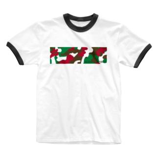 Meisai_Cal Ringer T-shirts