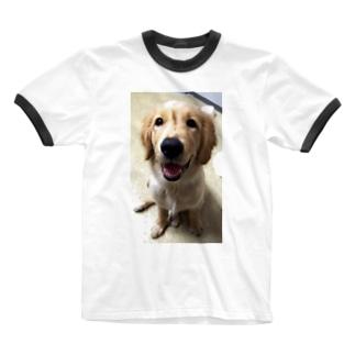 ゴル:ケン:パピー Ringer T-shirts
