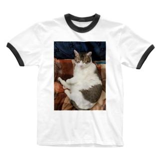 カンちゃんTシャツ Ringer T-shirts